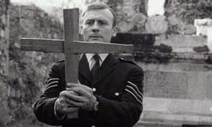 Edward Woodward in The Wicker Man