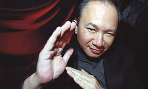 John Woo, director of Mission: Impossible 2