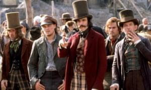 Daniel Day Lewis in Gangs of New York