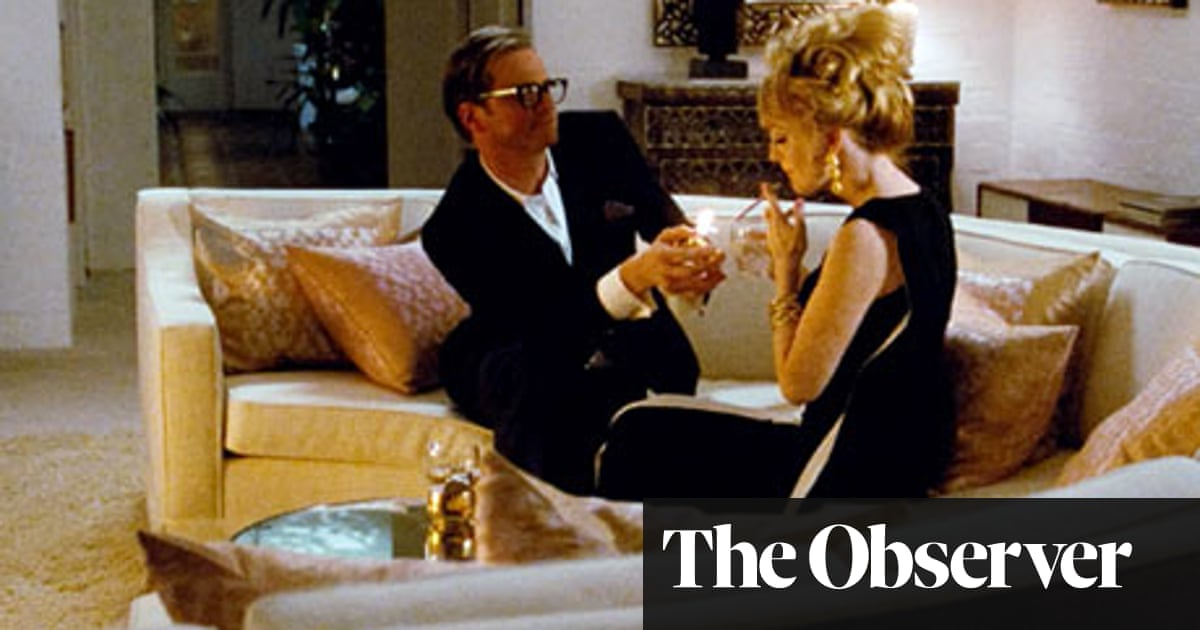 A Preview Of Fashion Designer Tom Ford S Directorial Debut