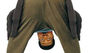 Eddie Murphy in The Nutty Professor II: The Klumps