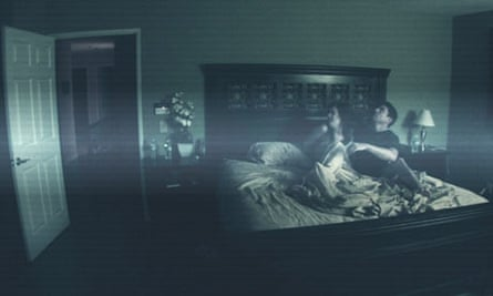 Our Own Witlessness Is Much Scarier Than Paranormal Activity Film The Guardian