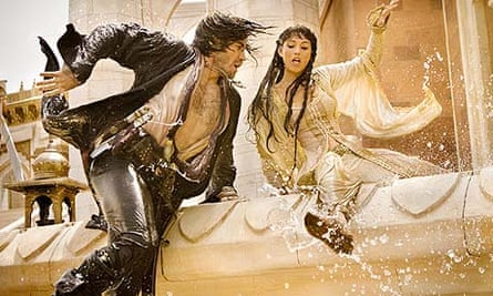 Scene from Prince of Persia: Sands of Time (2010)