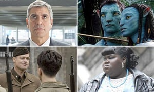 Golden Globes 2010 key nominees: Up in the Air, Avatar, Precious, Inglourious Basterds