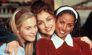Alicia Silverstone, Brittany Murphy and Stacey Dash in Clueless
