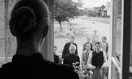 Scene from The White Ribbon (2009)