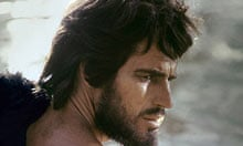 Charlton Heston as John the Baptist in The Greatest Story Ever Told