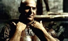 Telly Savalas as Pontius Pilate in The Greatest Story Ever Told