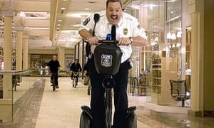 Kevin James in Paul Blart: Mall Cop
