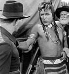 Anthony Quinn in They Died With Their Boots On