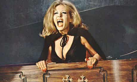 Scene from The House That Dripped Blood (1970)