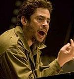 Benicio del Toro in Che: Part One