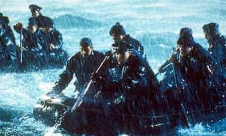 Scene from U-571