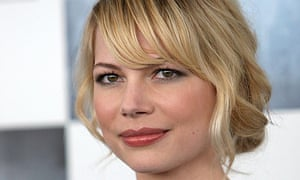 Michelle Williams at the 2009 Independent Spirit awards