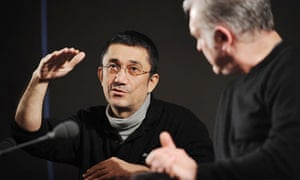 Nuri Bilge Ceylan and Geoff Andrew at BFI Southbank