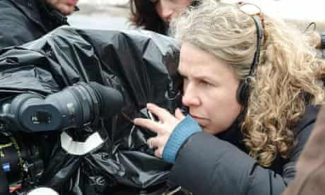 Courtney Hunt directing Frozen River