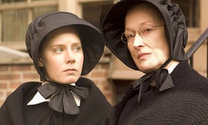 Amy Adams and Meryl Streep in Doubt