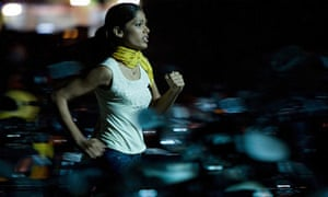 Freida Pinto in Slumdog Millionaire
