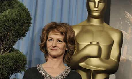Melissa Leo at the Academy Awards nominees' lunch