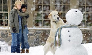 Scene from Marley & Me