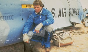 Richard Dean Anderson as MacGyver in the popular 1980s TV series