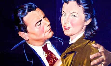 Poster for Marty, which starred Ernest Borgnine and Betsy Blair