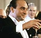 Robert De Niro in The Untouchables (1987)