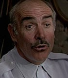 Sean Connery in The Untouchables