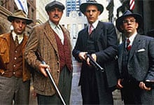 Still from The Untouchables