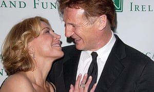 Liam Neeson film projects on hold after Natasha Richardson s death ... 258679a1aa23