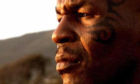 Mike Tyson in Tyson