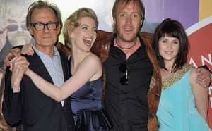 The Boat That Rocked: Bill Nighy, Talulah Riley, Rhys Ifans and Gemma Arterton, Boat That Rocked