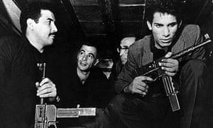 Scene from The Battle of Algiers (1965)