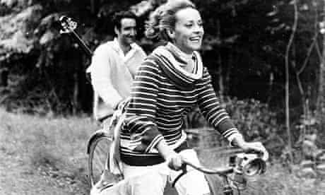 Scene from Jules et Jim (1962)