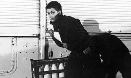 Scene from The 400 Blows (1959) or Les Quatre Cents Coups