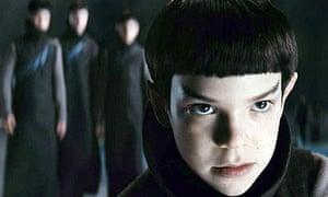Scene from Star Trek (2009)