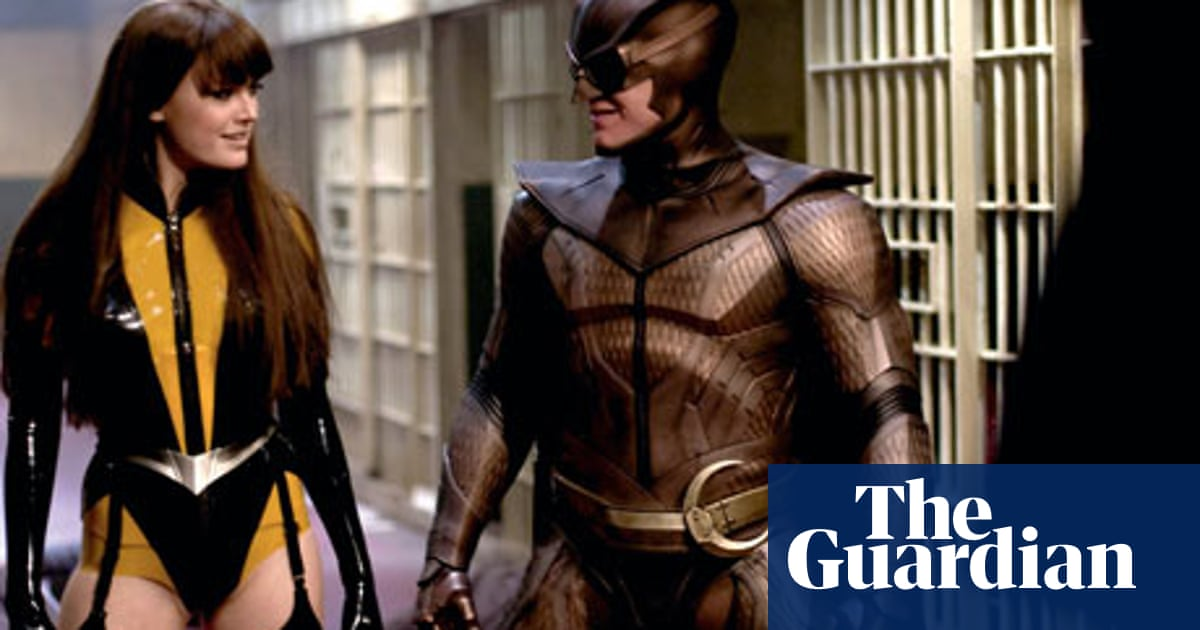 Watchmen S Women Lose Their Powers Science Fiction And Fantasy Films The Guardian
