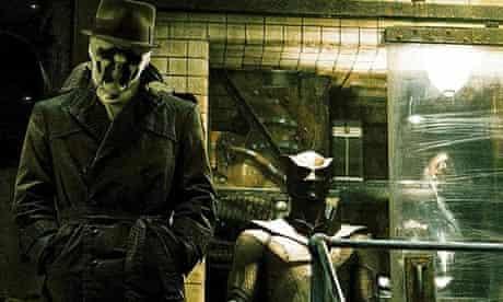 Scene from Watchmen