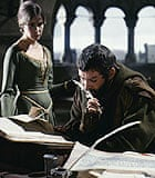 Jane Merrow and Peter O'Toole in The Lion in Winter (1968)