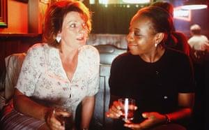 Simon Channing Williams: Brenda Blethyn and Marianne Jean-Baptiste in Secrets & Lies (1995)