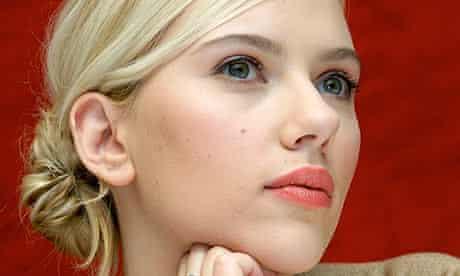 Scarlett Johansson, February 2008