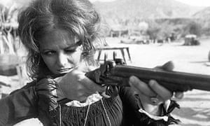 Claudia Cardinale in Once Upon a Time in the West (1968)