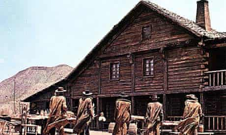 Scene from Once Upon a Time in the West (1968)