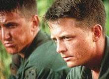Scene from Casualties of War (1989)
