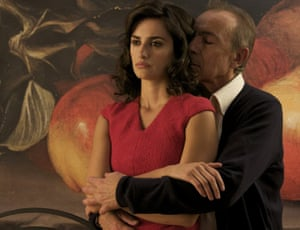 Broken Embraces, starring Penélope Cruz, is at Cannes in 2009