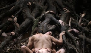 Scene from Lars von Trier's Antichrist