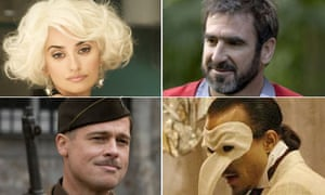 Cannes film festival 2009: Penelope Cruz, Eric Cantona, Brad Pitt and Heath Ledger