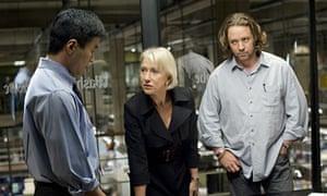 Stephen Parks (Chris Kawai) Helen Mirren (Cameron Lynne) Russell Crowe (Cal McAffrey) State Of Play
