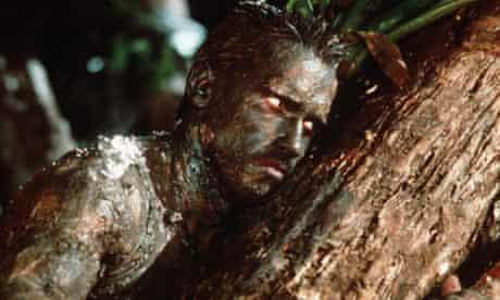 Arnold Schwarzenegger in Predator (1987)