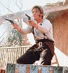 Emilio Estevez in Young Guns (1988)